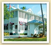 Harry S. Truman Little White House Museum (Key West, Florida)