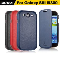 Case for Samsung Galaxy S3 i9300 Case Book Leather Flip Cover Phone Case Shop Accessories Retail Packing
