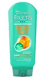 Amaciador Fortificante - Cresce Forte - Fructis - Garnier