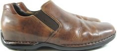 Cole Haan Men Loafers Shoes size 12M Brown Style C04269.  YYY 23 #ColeHaan #LoafersSlipOns