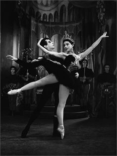Margot Fonteyn as Odile