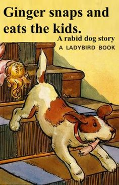 Ladybird Books'/Covers Author A J Macgregor Illustrator A J Macgregor 1940 Funny Books For Kids, Funny Kids, Dog Stories, Bedtime Stories, Funny Memes, Hilarious, Ladybird Books, Book Names, Up Book