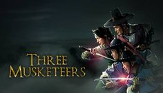 This series is now available for your viewing pleasure! Inspired by Alexandre Dumas' classic novel, Crown Prince So Hyun battles a conspiracy again...Three Musketeers (삼총사) Starring Lee Jin Wook and Jung Yong Hwa