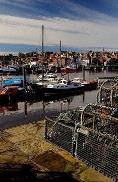 Whitby Harbor, England Photo Storage, Coast, England, Community, English, British, United Kingdom