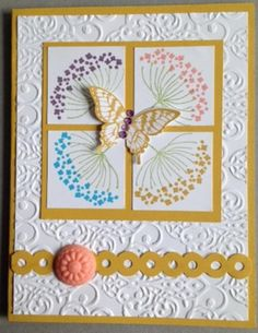 April's birthday 2014 by CAR372 - Cards and Paper Crafts at Splitcoaststampers