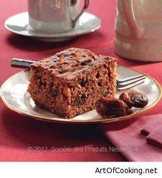 Date Bake Recipe