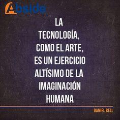 El valor de la imaginación fértil es la fuente de todo pensamiento creativo.  #Abside #bigdata #success #job #business #SAP #entrepreneur #SEO #technology #innovation #software#Venezuela #Tecnología #empresas#negocios #recursoshumanos #datos #IoT#Ariba #innovacion #technology #HR #cloud #nube by abside_corp