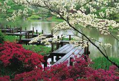 14 Taman Bunga Paling INDAH dan KEREN...di Dunia...Menakjubkan