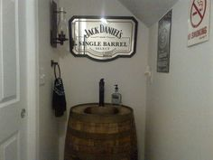 1000 images about man cave bathroom ideas on pinterest for Man cave bathroom ideas