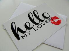 Hello My Lover