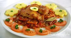 Plachie de peste Chicken, Meat, Recipes, Food, Recipies, Hoods, Meals, Ripped Recipes