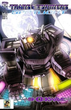 Transformers - Spotlight | 2006 | Completo | CBR | Español...