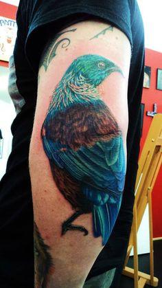 Gene Martin , New Plymouth, New Zealand Tattoo