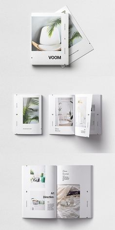 #indesign #portfolio #brochure #lookbook #template