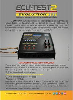 Flyer ECUTEST2 - Chiptronic