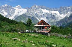 """Gona village in Racha – Unknown """"Switzerland"""" in Georgia"""