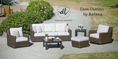 Casa Camino patio collection by Ratana