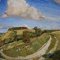 Art London « The Art of Oliver Akers Douglas | landscapes ...