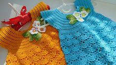 Crochet Toddler, Baby Girl Crochet, Crochet Baby Clothes, Crochet For Boys, Crochet Baby Hats, Love Crochet, Knit Crochet, Boy Crochet Patterns, Baby Dress Patterns