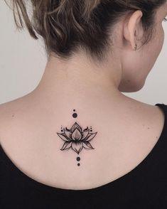 """1,276 Likes, 28 Comments - Robson Carvalho (@robcarvalhoart) on Instagram: """"Primeira Tattoo da Luana que rolou ontem, valeu pela confiança. ✌️✌✌ #lotus #tattoolotus…"""""""