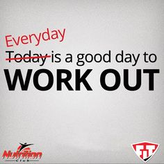Everyday is a good day to #workout! @fitmarkbags #Friday #Motivation #NiceBag http://fb.me/51EIN4ztS