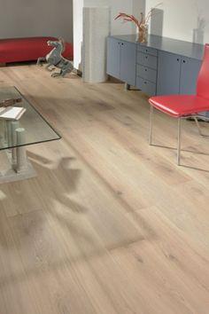 Batiste Hard Wax oak flooring
