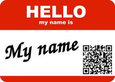 My name is my name.