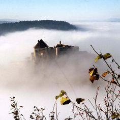 Haut Doubs | Pontarlier  le fort de Joux