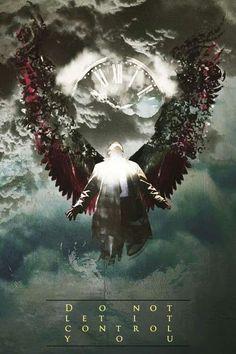 Castiel fan art edit / Supernatural