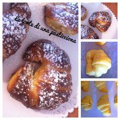 Croissant, cornetti curvi... ☺️