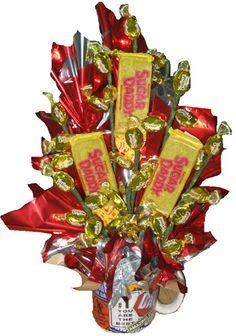 Daddy Dearest Candy Bouquet