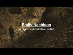 Emily Nachison is a sculptor/installation artist living and working in Portland, Or. Artistic Installation, Documentaries, Artists, Consciousness, Films, Designers, Shorts, Videos, Movies