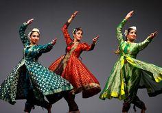 April 3, 2013   Museum Encounter: Kathak Dance of India #MIM