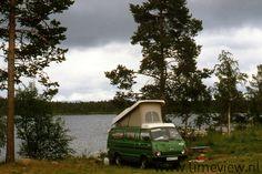 F021. Our little green Campervan