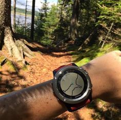 With @garmin's Fenix 3 Multi-Sport GPS watch, there's no limit to where you'll find adventure. #garmin #explore #adventure #thrill #sportiquesf