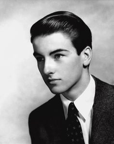Very Young Montgomery Clift