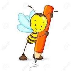 Risultati immagini per ape disegno