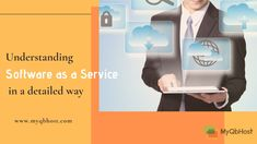 The Software as a Service is surely one of the most popular and used cloud computing models. Know its advantages, working and characteristics. Cloud Computing, Software, Amazing