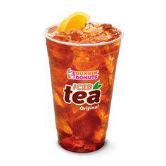 ice tea is the  nom nom