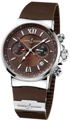 Ulysse Nardin  Maxi Marine Men's Watch 353-66-3/355