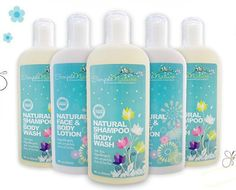 All natural baby products made in the USA.   Vegan, not tested on animals.  All natural and organic ingredients. @Simple Nature