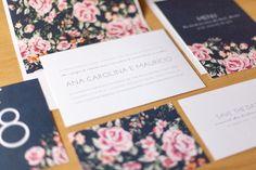 Convites E Papelaria | Vestida de Noiva | Blog de Casamento por Fernanda Floret