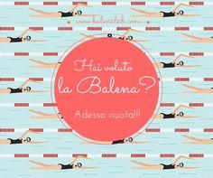 Pattern Elizabeth Olwen  www.balenalab.com  #fun #creativity #elizabeholwen #whale