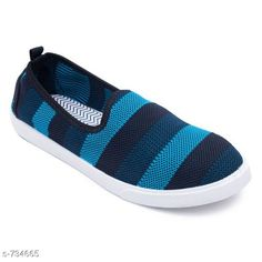 Casual Shoes Stylish Canvas Women's Casual Shoes Material: Canvas IND Size: IND - 4  IND - 5  IND - 6  IND - 7 IND - 8 Closure: Slip On Description: It Has 1 Pair Of Women's Casual Shoes Country of Origin: India Sizes Available: IND-8, IND-4, IND-5, IND-6, IND-7   Catalog Rating: ★4.1 (2538)  Catalog Name: Women's Stylish Canvas Women's Casual Shoes CatalogID_83196 C75-SC1067 Code: 283-734665-168