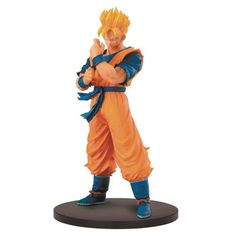 Dragon Ball Z Son Gohan Resolution of Soldiers Statue - Banpresto - Dragon Ball - Statues at Entertainment Earth