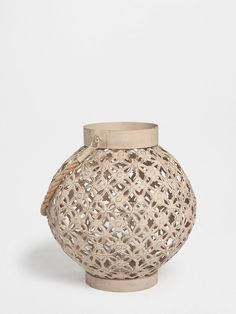 Zara Home New Collection Zara Home España, Lanterns Decor, Contemporary Lamps, Lighting Solutions, Decorating Your Home, Wicker, Pillows, Handle, United Kingdom