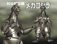 Mecha Godzilla 1993