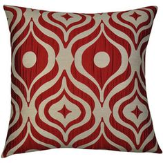 @Overstock - Cleo Jacquard 17-inch Throw Pillows (Set of 2) - I predict you'll be mesmerized when you place this Cleo Jacquard throw pillow set on your bed, sofa or chairs. This set of luxury decorative pillows features a zipper enclosure for easy removal and washing care.  http://www.overstock.com/Home-Garden/Cleo-Jacquard-17-inch-Throw-Pillows-Set-of-2/9565072/product.html?CID=214117 $37.79