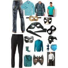 Teal Gents dress it up or dress it down. #tealdiva #tealgents #tealmasquerade