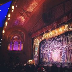 The Fox Theatre In Atlanta GA Nutcracker